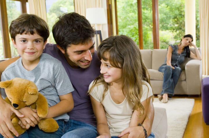 Родители - авторитет для детей