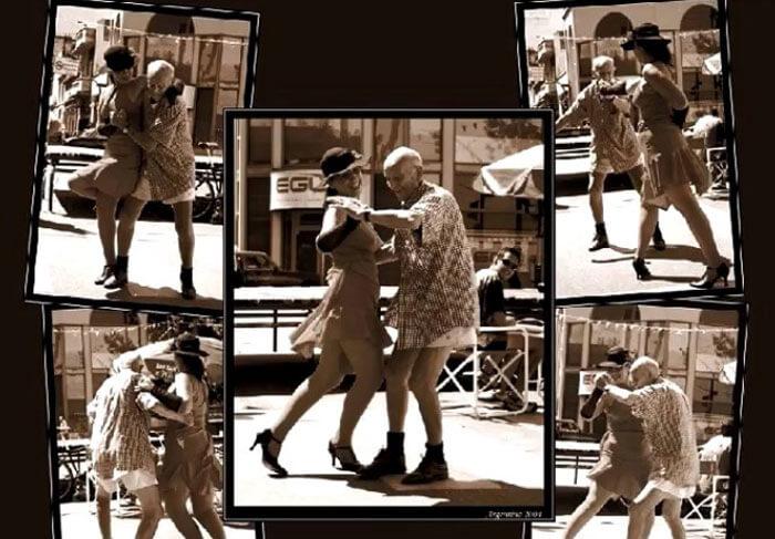 Брак как танец