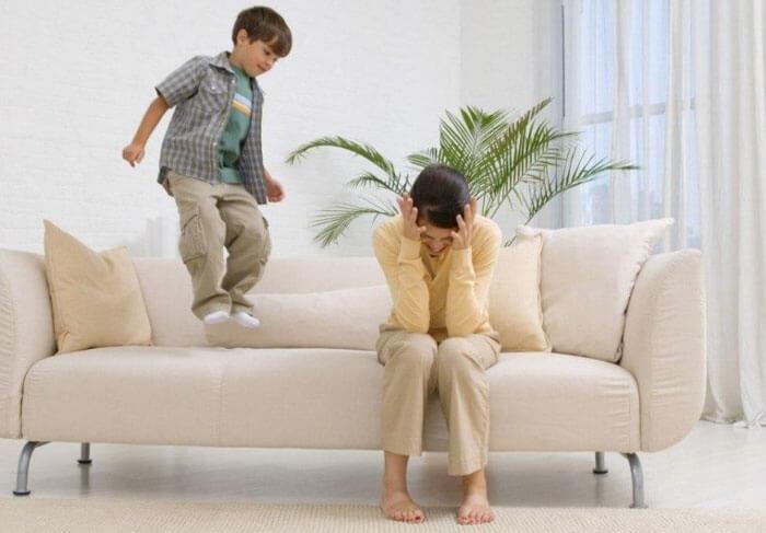 Как не сорваться на ребенка?