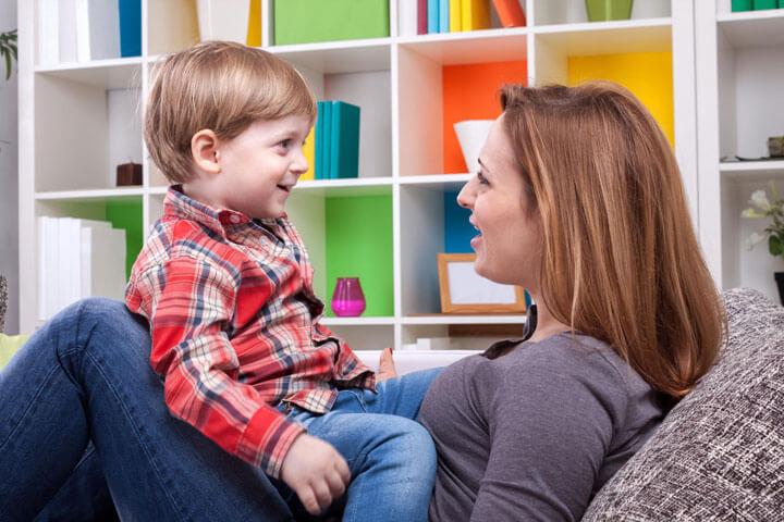 Разговор с ребенком 4 года о сексе