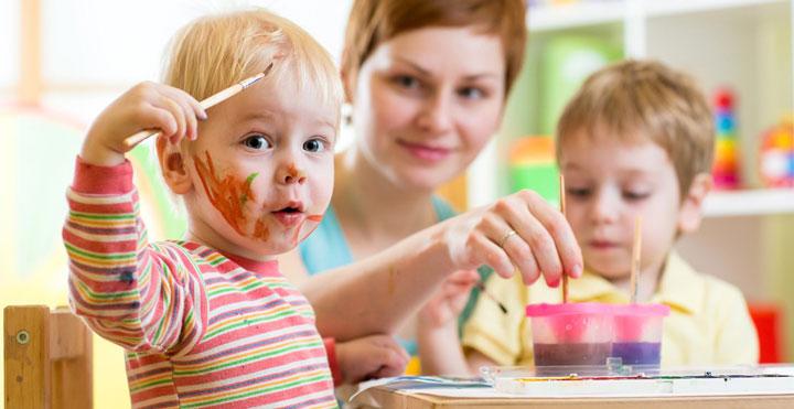 Совместные занятия с детьми