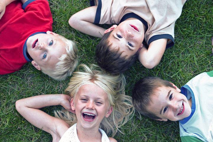 4 типа темперамента у детей