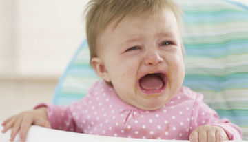 Ребенок выражает свои эмоции