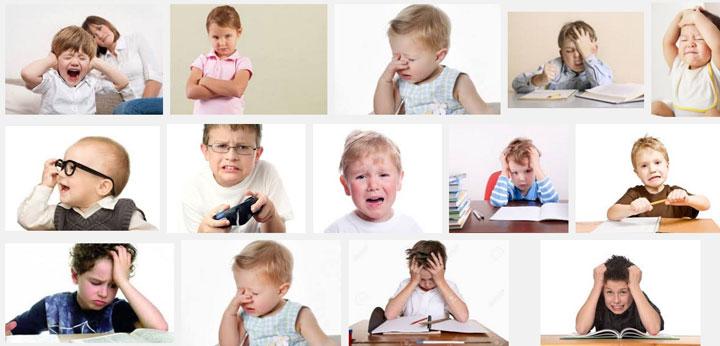 Выражение агрессии ребенка