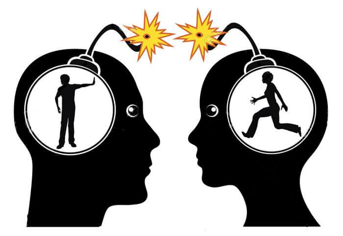 Агрессивное общение