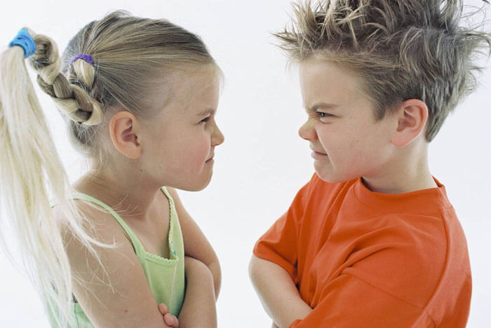 Конфликт между братьями и сестрами в семье