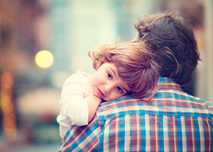 Проводите время с ребенком
