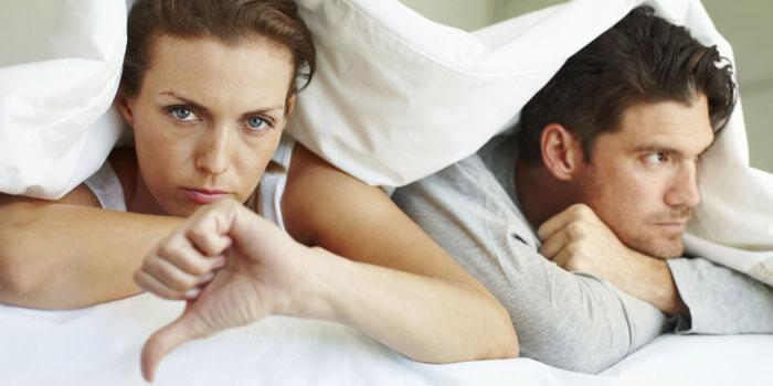 Разлад в сексуальных отношениях