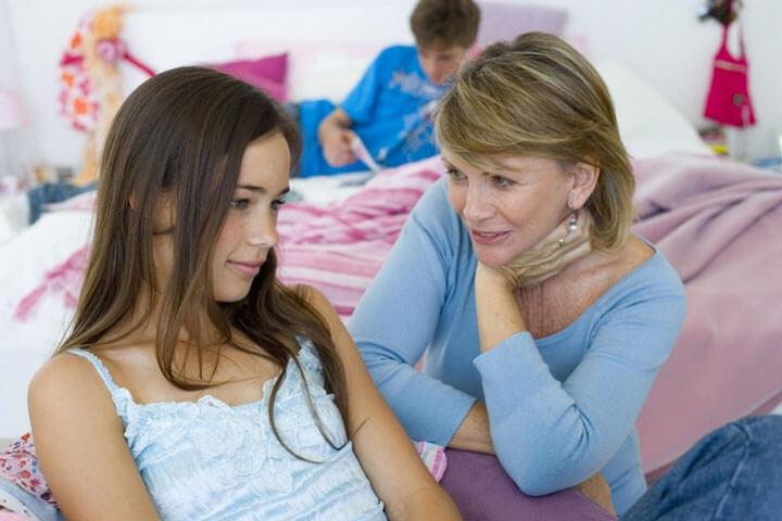 Наставление матери