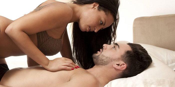Секс с незрячим мужчиной