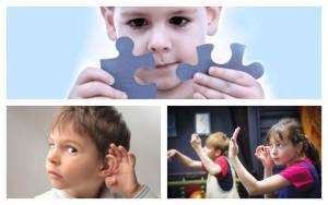 Дети с нарушениями в развитии