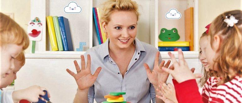 Массаж ребенку для развития речи
