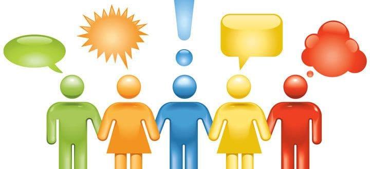 Коммуникации: как разговаривать с людьми?