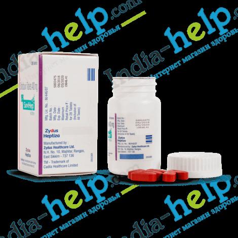 Лучшая цена на лекарство от гепатита С Совихеп в Екатеринбурге