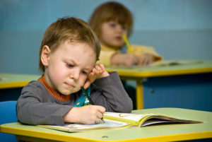 Мотивировать детей это труд родителей