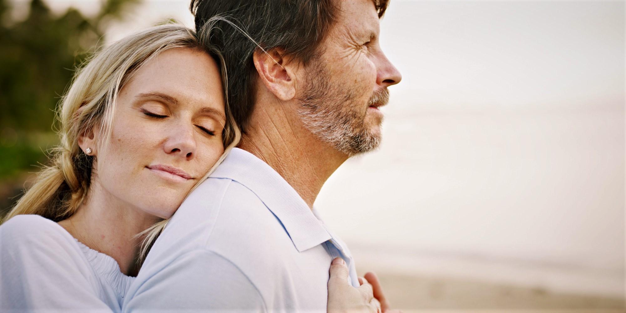 муж и жена теплые взаимоотношения
