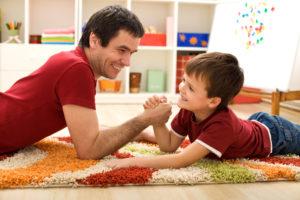 Роль отца в воспитании детей или зачем нужен папа