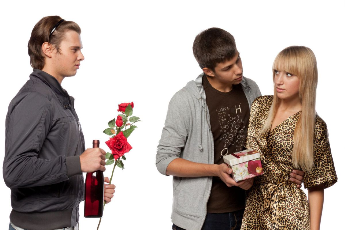 полигамия и обман