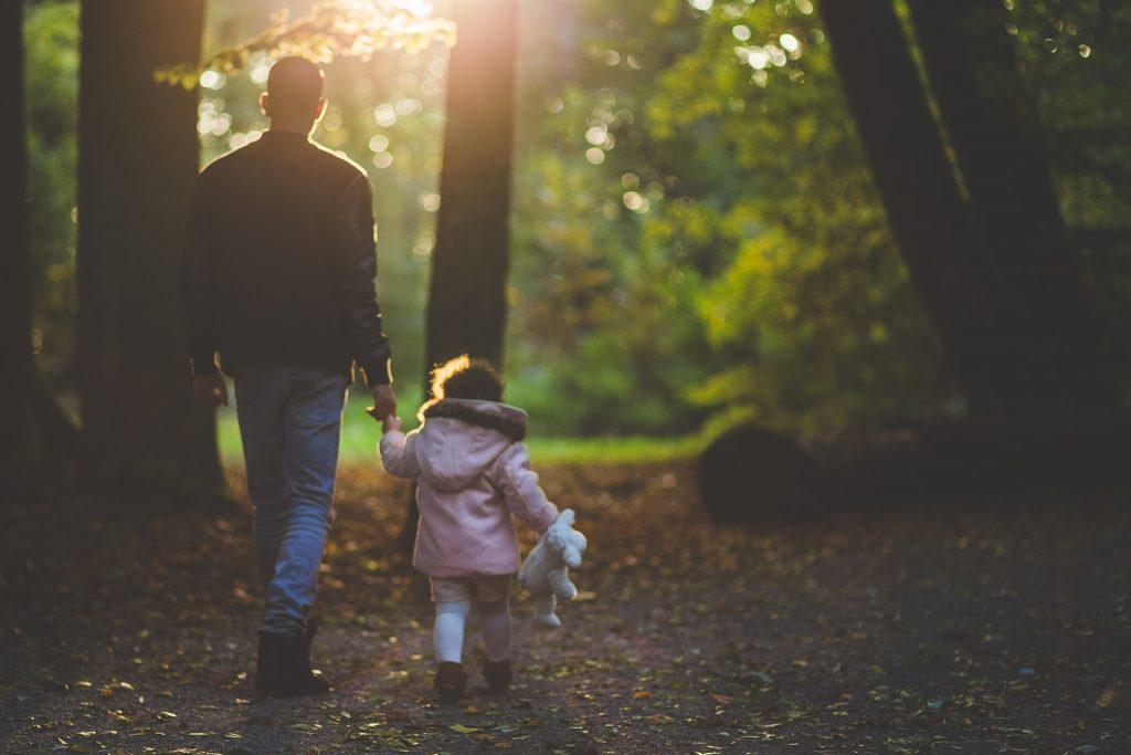Комплекс Электры или болезненная привязанность девочки к отцу
